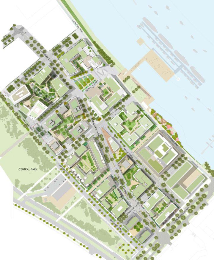 Greenwich Peninsula Infrastructure