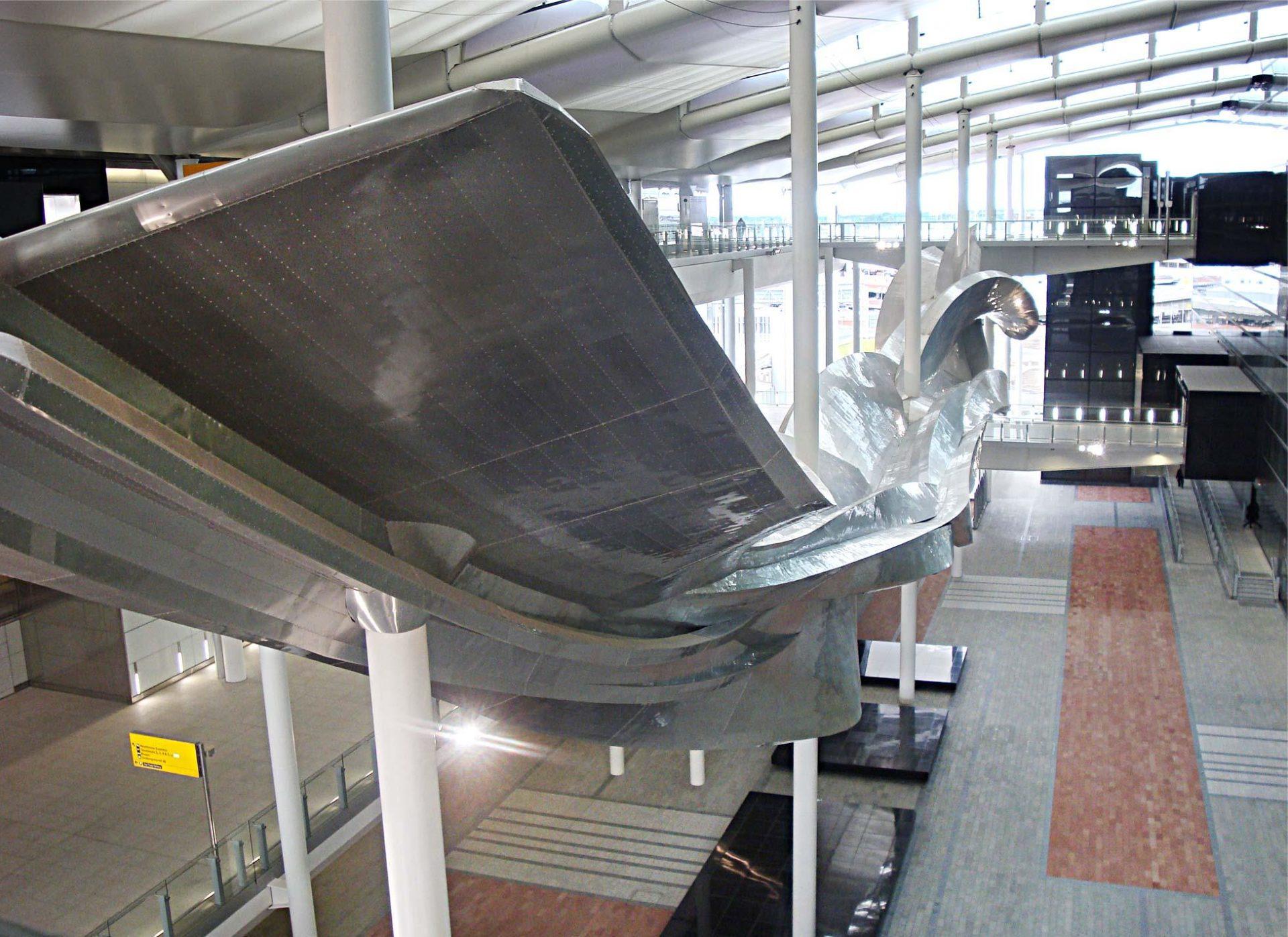 Heathrow Terminal 2 (Queen's Terminal)