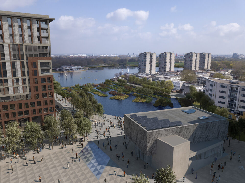 South Thamesmead project wins Evening Standard award