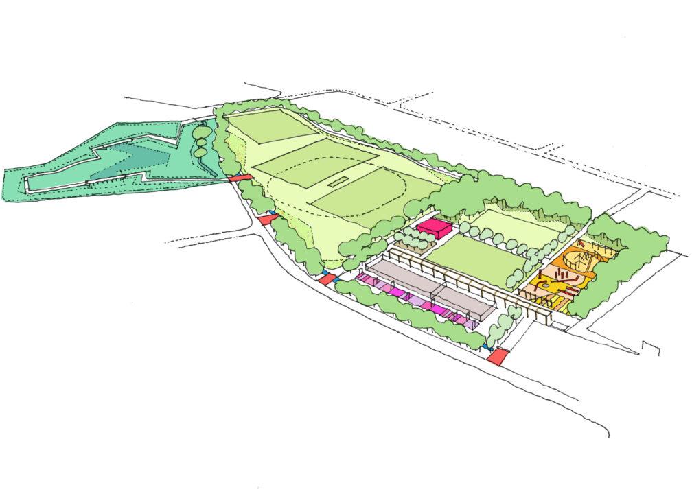 Merstham Recreation Ground